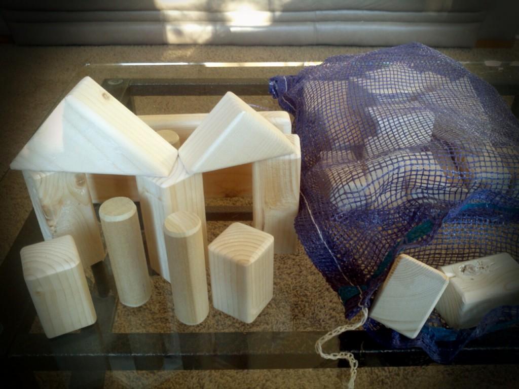 Handmade Block Sets!
